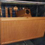 Copper Smooth Radiator
