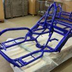 Candy Blue Trike 3